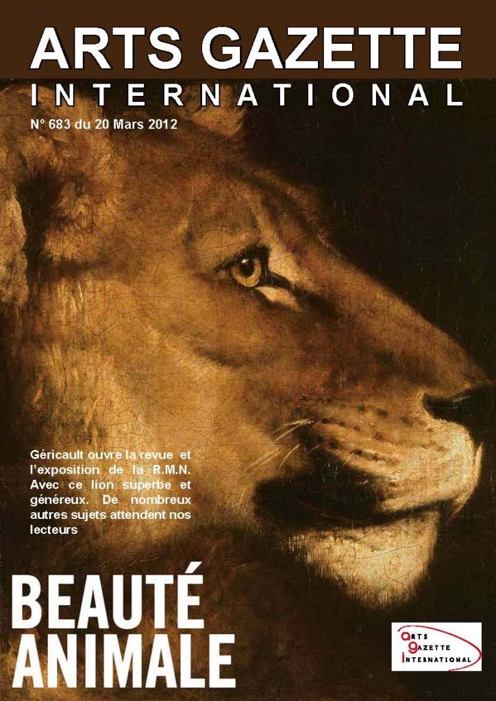 revue Arts Gazette International 683